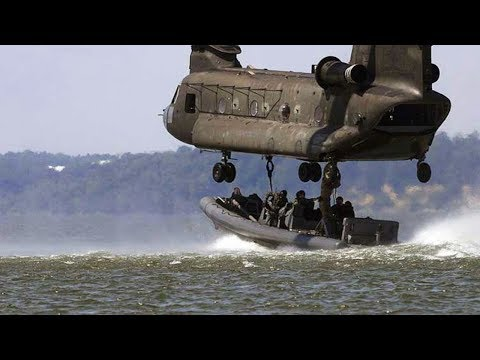 CH-47 Chinook: The Hi-Tech Multi-Mission Helicopter for the U.S. Army