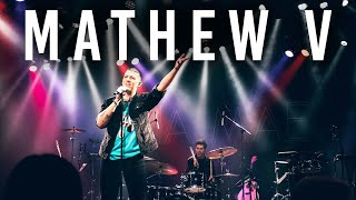 MATHEW V SHOW #1 | DRUMMER ON TOUR VLOG