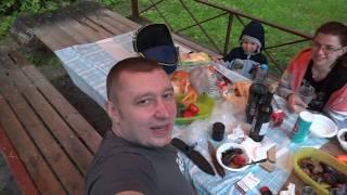 видео Конаково-отдых-Волга