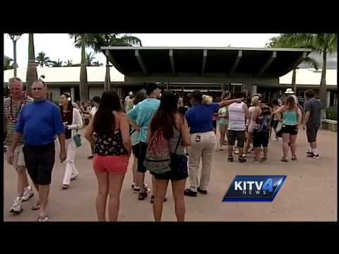 Navy: USS Arizona Memorial floating dock repairs expected to take at least a week