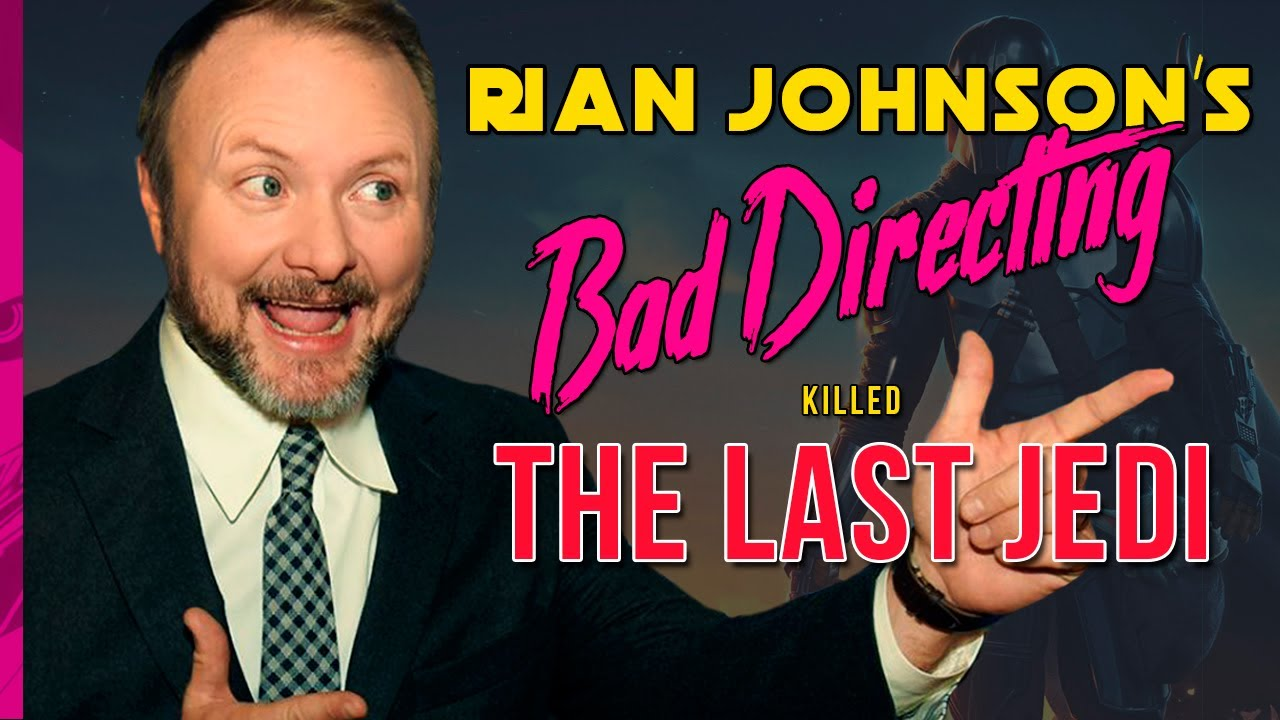 Why Rian Johnson Should Stay Away From Star Wars