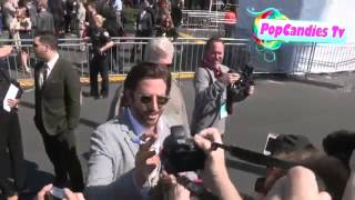 Bradley Cooper greets fans at 2013 Film Independent Spirit Awards in Santa Monica Thumbnail