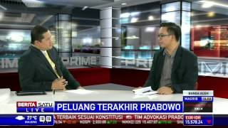 Dialog: Peluang Terakhir Prabowo #1