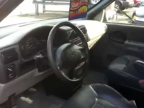 2002 Chevrolet Venture 4dr Ext WB AWD Warner Bros 4 Door ...
