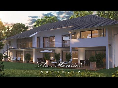 Luxus Villa In Gr 252 Nwald Bei M 252 Nchen Eine Immobilie Der