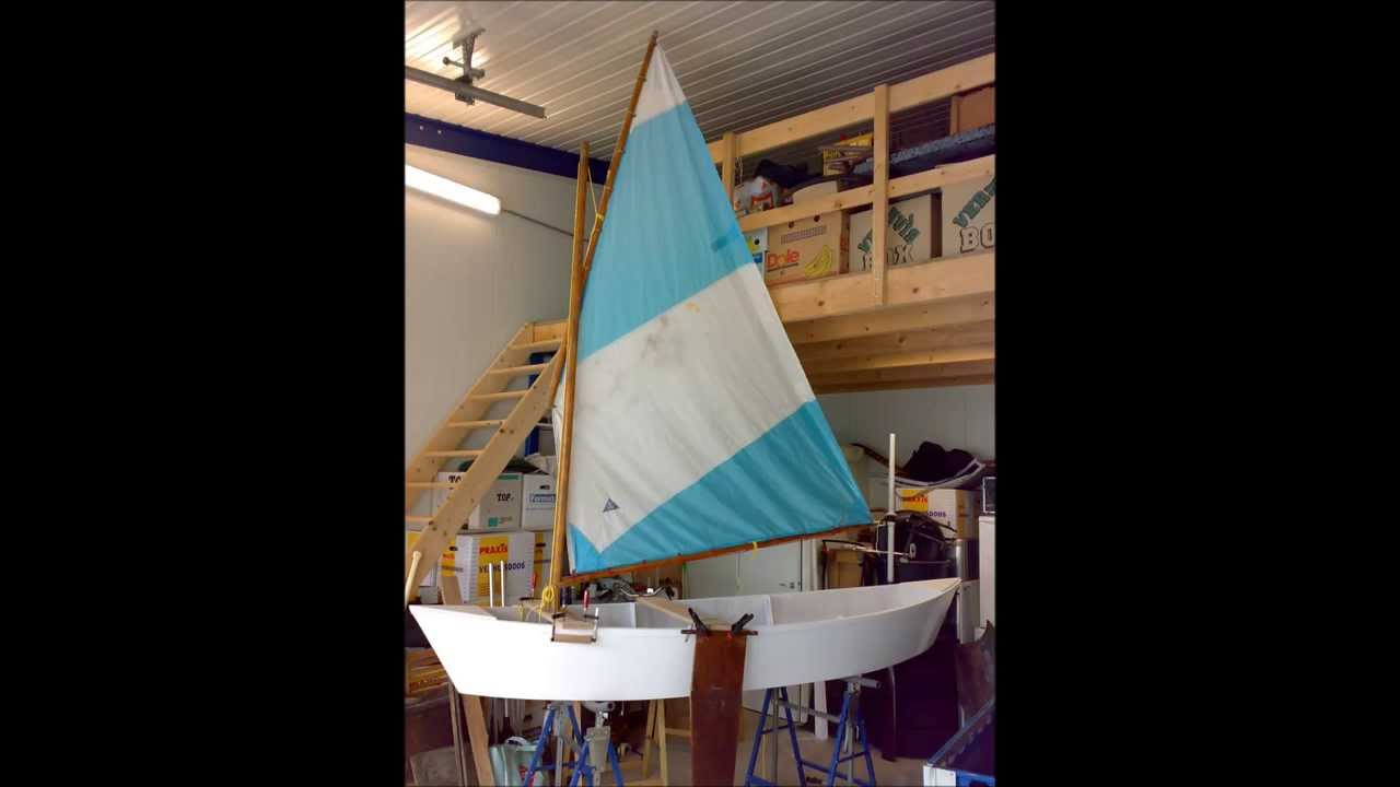 DIY Pirogue stitch and glue epoxy - YouTube