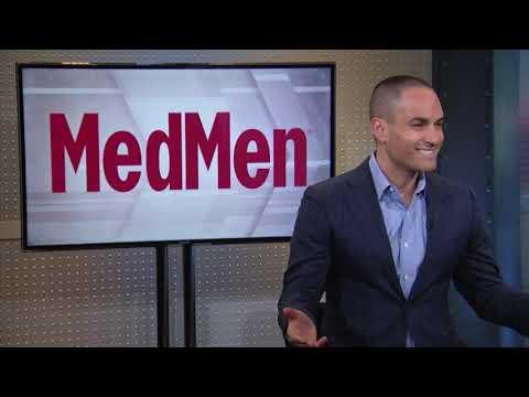 MedMen CEO: 'Blockbuster Deal' | Mad Money | CNBC