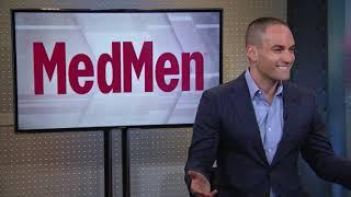 MedMen CEO: 'Blockbuster Deal'   Mad Money   CNBC