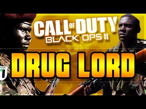 African Drug Lord Plays Black Ops 2! - BO2 Voice Trolling (ft. @VirtuallyVain)