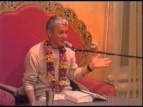 Бхагавад Гита 2.63 - Чайтанья Чандра Чаран прабху
