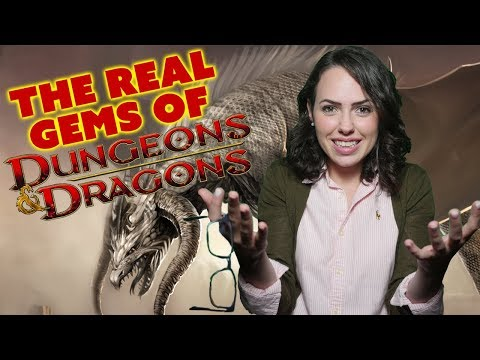 The Gems Of Dungeons & Dragons