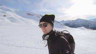 VIDEOMAKING SULLE ALPI - Ultimo vlog 2016 - Cane Secco