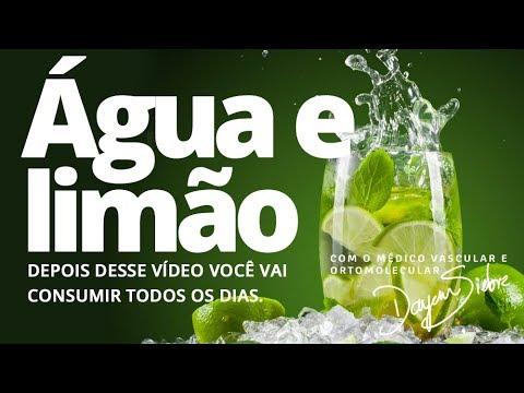 10  benefícios da água com limão que você não sabia - Dr. Dayan Siebra