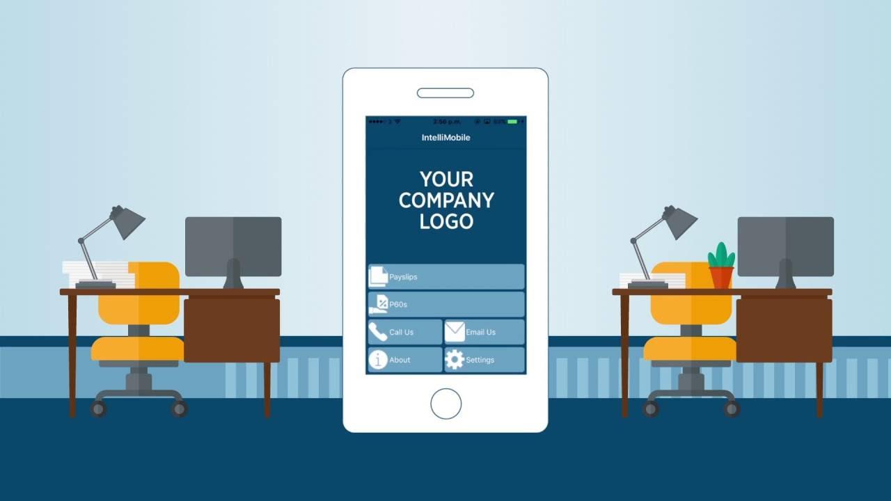 IntellMobile | Mobile Payslip App | ePayslips Online