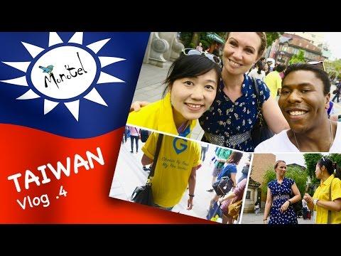 Foreigners in Taïwan, Taipei - VLOG 4