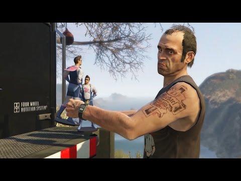 GTA 5 Online - Heist #4 - Series A Funding (Complete)