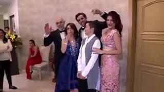 Daniela conoce a la Familia de Gabriel - Grabaciones Mi marido tiene familia Laura V y José Pablo M
