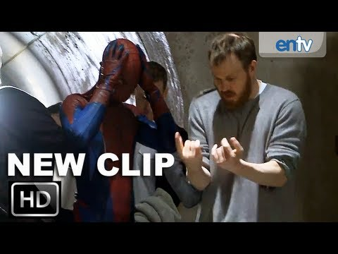 The Amazing Spider-Man Official BTS [HD]: On-Set With Marc Webb, Cast & Crew