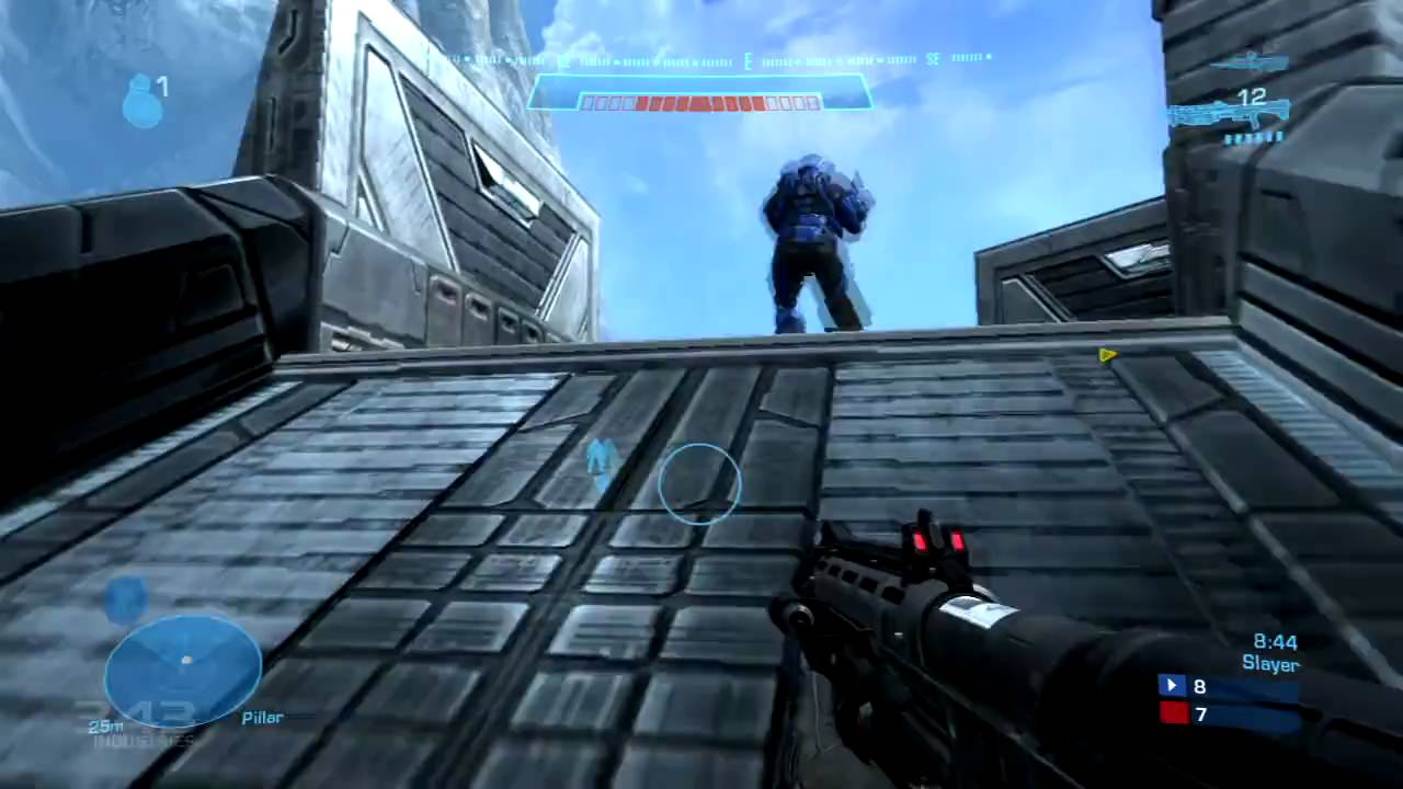Halo reach matchmaking load failure