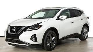 2019 Nissan Murano - NissanConnect® Services Powered by SiriusXM (if so equipped)