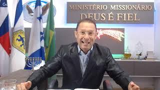 """(ORAÇÃO DA TARDE) """"12 DIAS P/ 12 MESES DE VITÓRIAS EM 2019"""".Com o Missionário Marcelo Gomes."""
