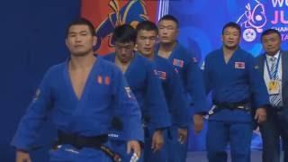 Mongolian Olympic Team 2016 | JudoHeroes