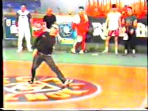 1989 Szolnok Hungary - Break Dance World Championship ...