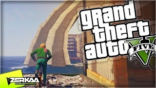 BMX STUNTS AROUND THE DOCKS | GTA 5 Funny Moments | E394 (with The Sidemen) (GTA 5 Xbox One)