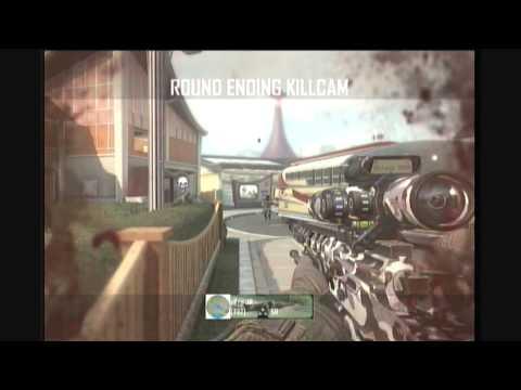 Black Ops 2 Sniper Montage - zPro JR