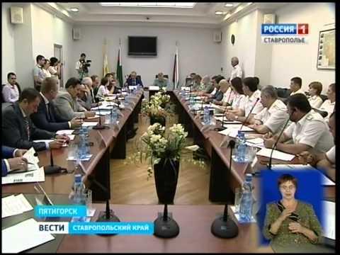 Глава службы судебных приставов приехал на Ставрополье