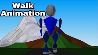 Walk Animation