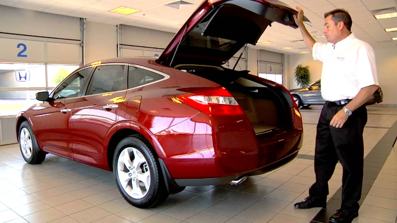 2011 Honda Accord Crosstour Review Santan Honda