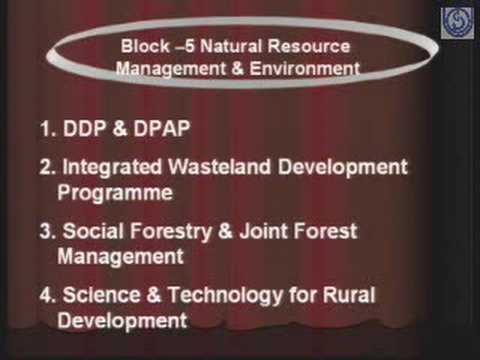 Rural Development Programmes-2