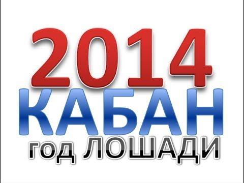 Кабан 2014
