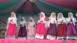 Kenaikan Kelas SDIT Adzkia 2 Sukabumi II
