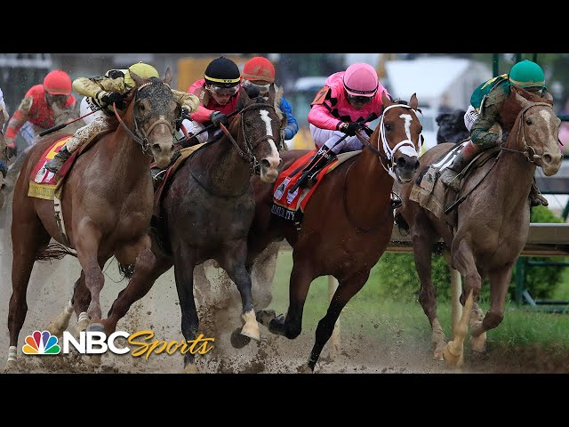 Kentucky Derby 2019 (FULL RACE) ends in historic controversial finish | NBC Sports