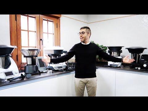Robot De Cocina Taurus Mycook   Los Mejores Robots De Cocina 2019 Mambo Thermomix Taurus