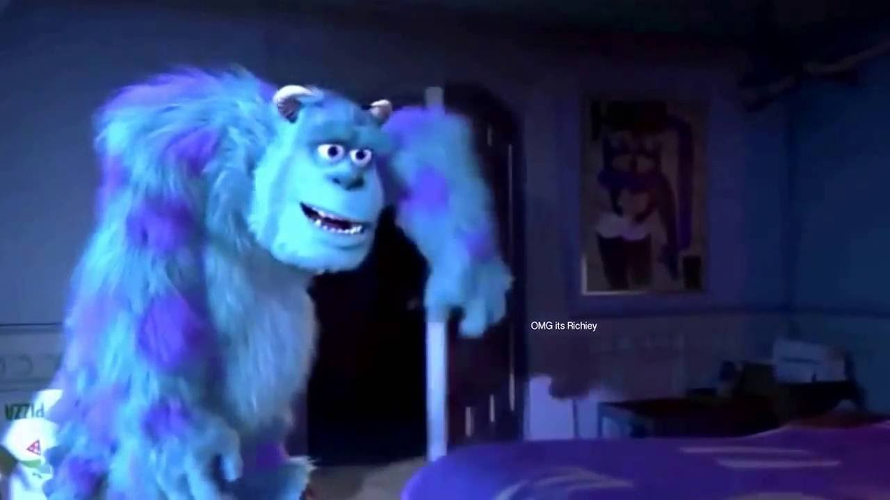 Monsters Inc Vine Closet Scene Vine Welcome To Chilli S
