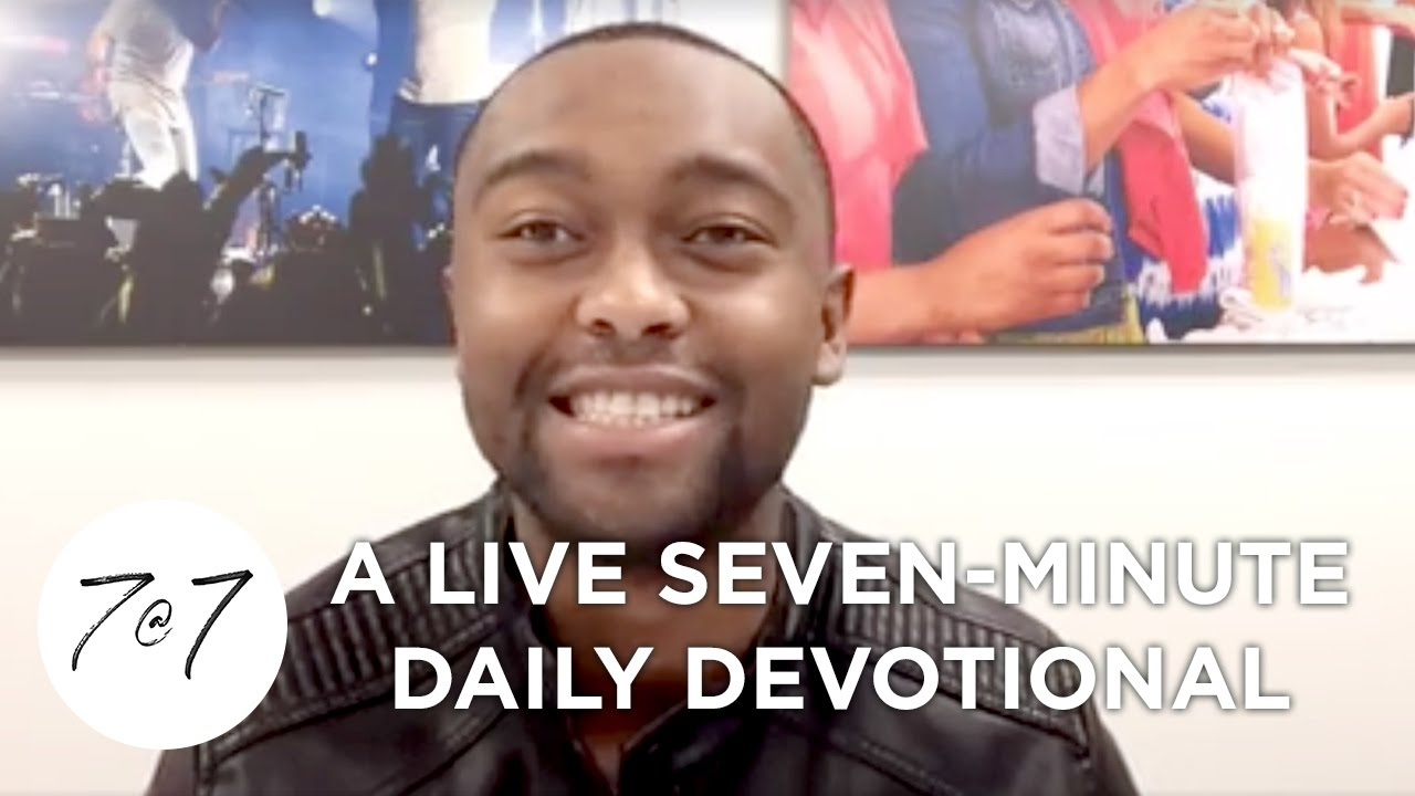 7@7: A Live Seven-Minute Daily Devotional - Day 14