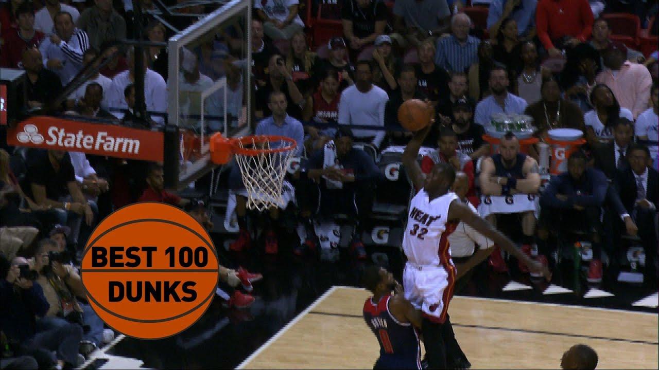 Best 100 dunks 2015 nba season youtube
