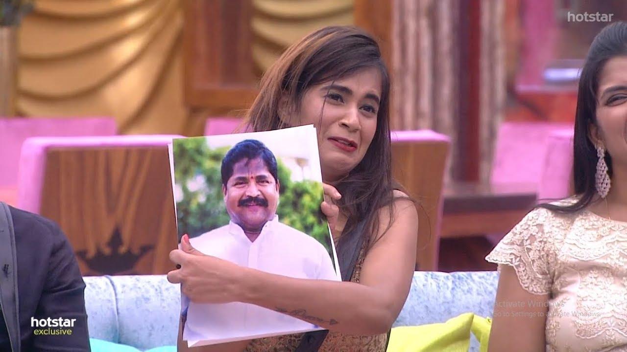 Bigg Boss 2 Telugu Episode 8   Housemates Emotional on Fathers Day    Deepthi Sunaina   YOYO TV
