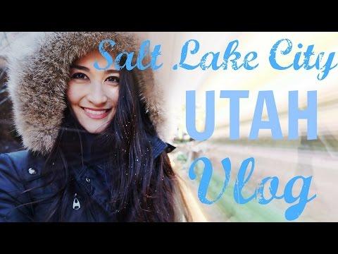 Salt Lake City Utah Vlog