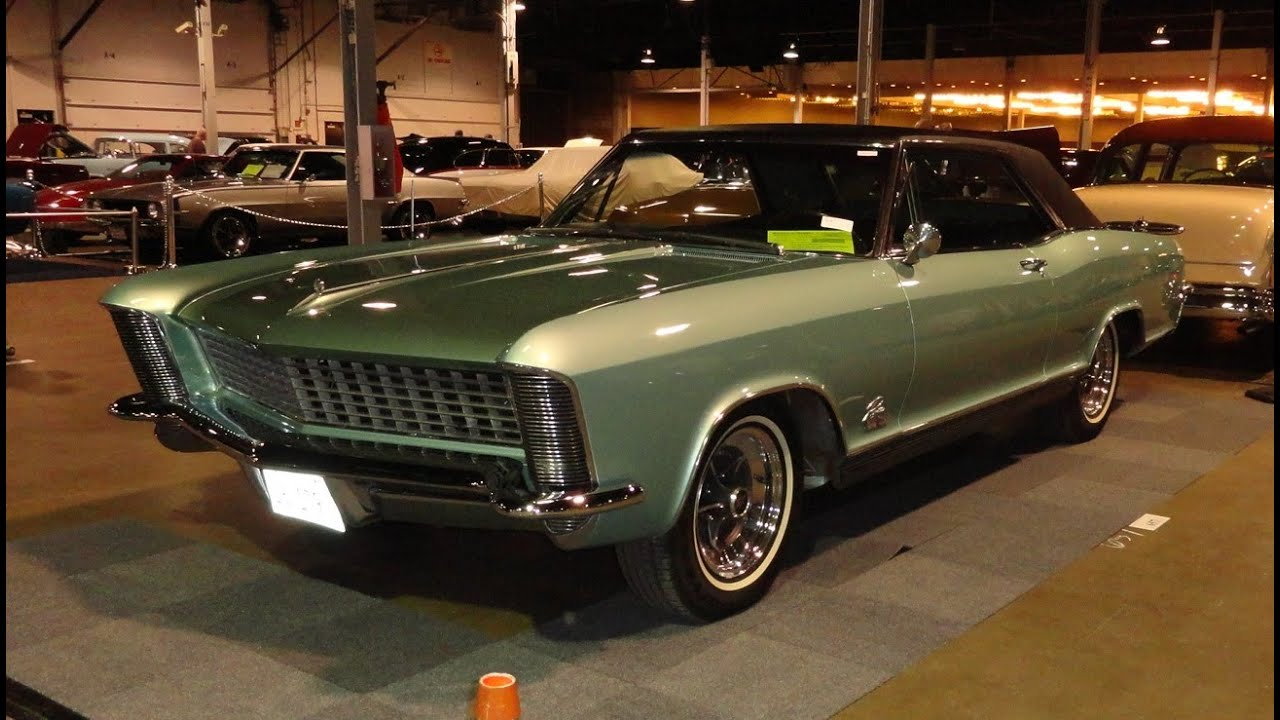 1965 Buick Riviera Gran Sport In Seafoam Green At World Of