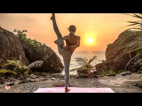 Advanced / Intermediate Yoga Flow ♥ Expand Your Practice