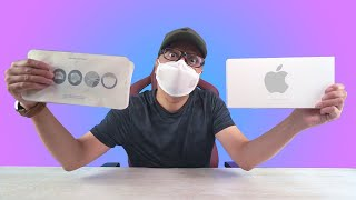 Unboxing Apple Mask, nyobain maskernya Apple 😷