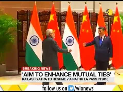 PM Modi to meet Xi Jinping; China confirms data sharing on Sutlej and Brahmaputra