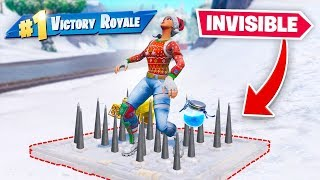 UNDERGROUND TRAP -GLITCHMD (pourrait être interdit) dans Fortnite Battle Royale