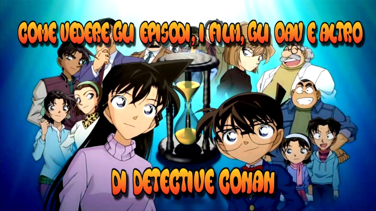 Detective Conan Stream