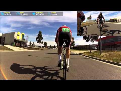 Footscray Cycling Club (FCC) Criterium Race - C Grade | Drake Blvd | Alex Vichidvongsa