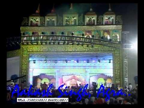 Jagat mai koi na parmanent-Lakhbir singh lakha Live Hyderabad ...